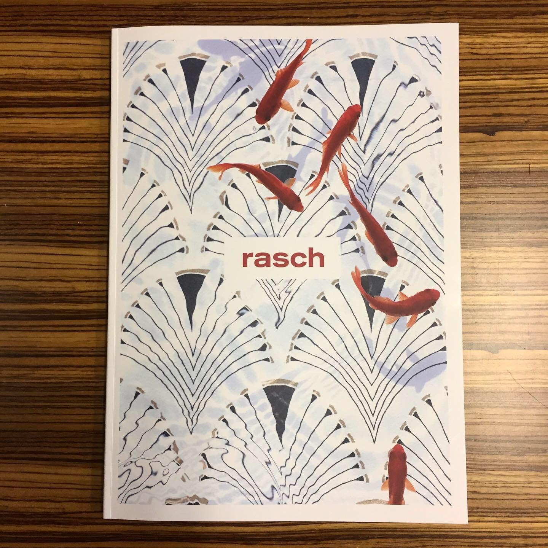 ドイツの老舗壁紙メーカー Rasch2020 ご覧いただけます お知らせ